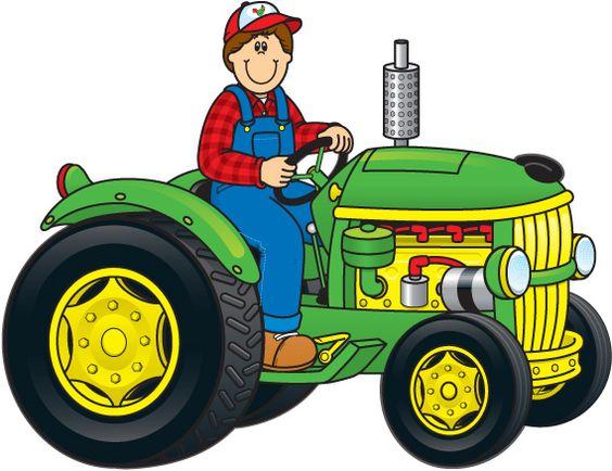 Farmer Clipart.