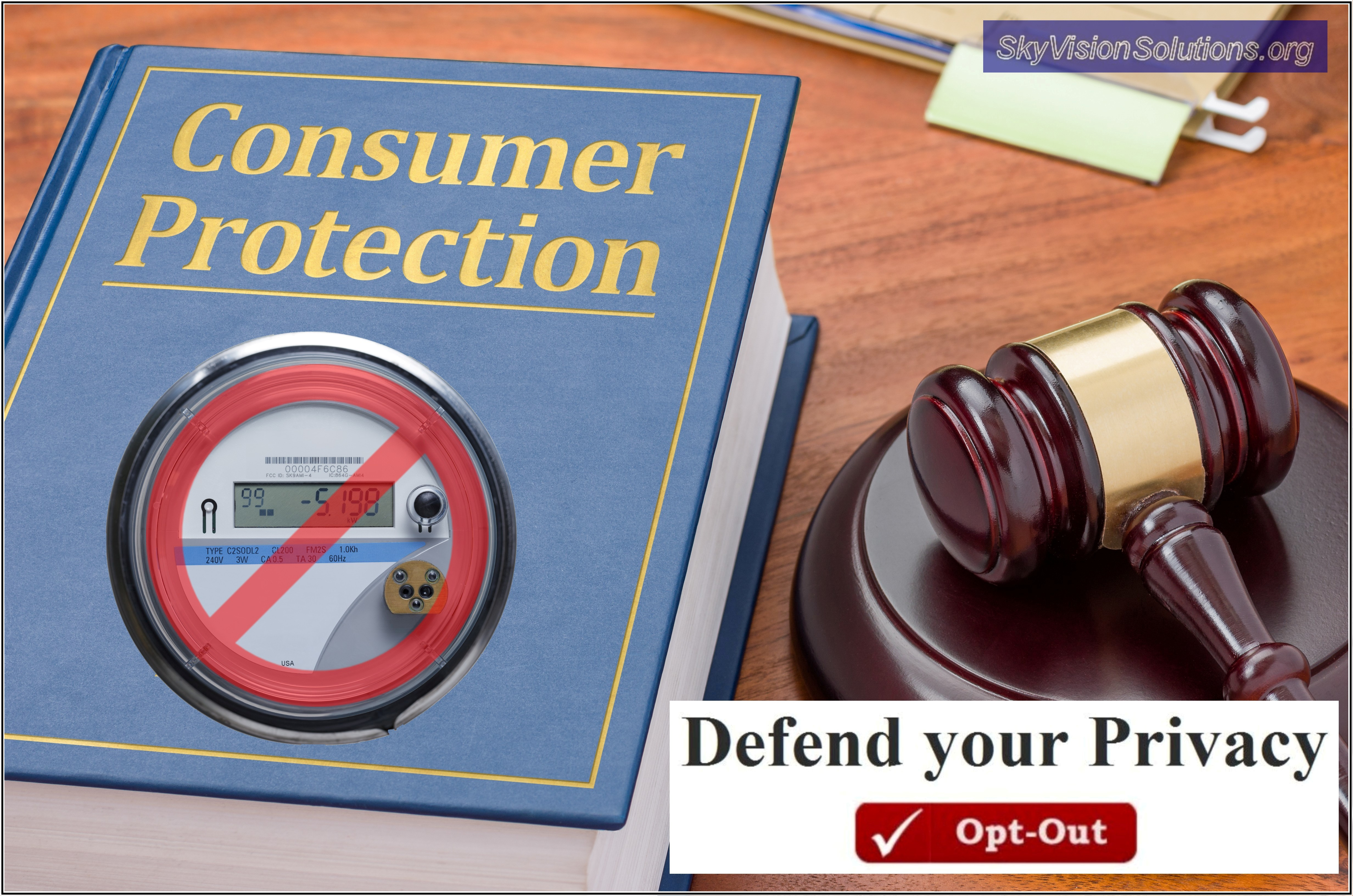 Published Law Analysis: Smart Meter 'opt out mechanisms should be.