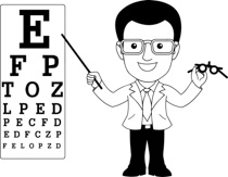 Eye Surgeon Clip Art.