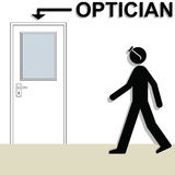 Opticians Stock Illustrations.