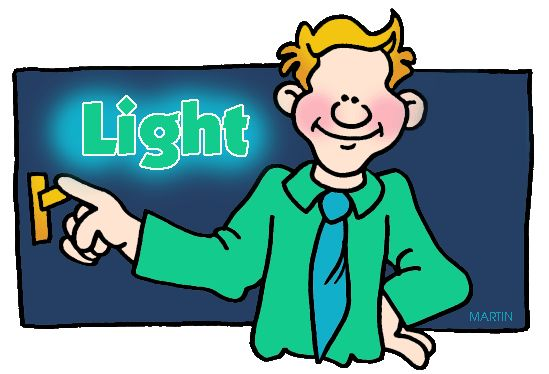 Free Clipart Images For Elementary Science Light Energy.