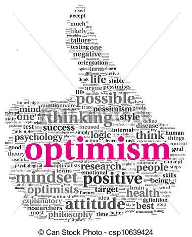 Optimism Clipart.