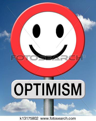 Optimism Clip Art.