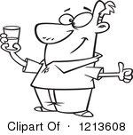Optimist Clip Art.