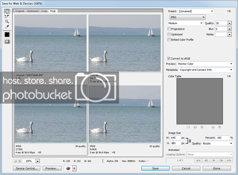 How to Optimize Images for the Web with Adobe Photoshop.