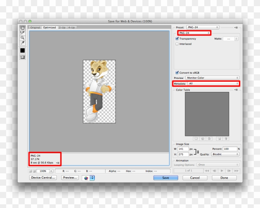 How To Save Image As Png In Photoshop.