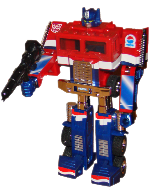 Pepsi Optimus Prime Clipart Photo by Dave_Urbik.