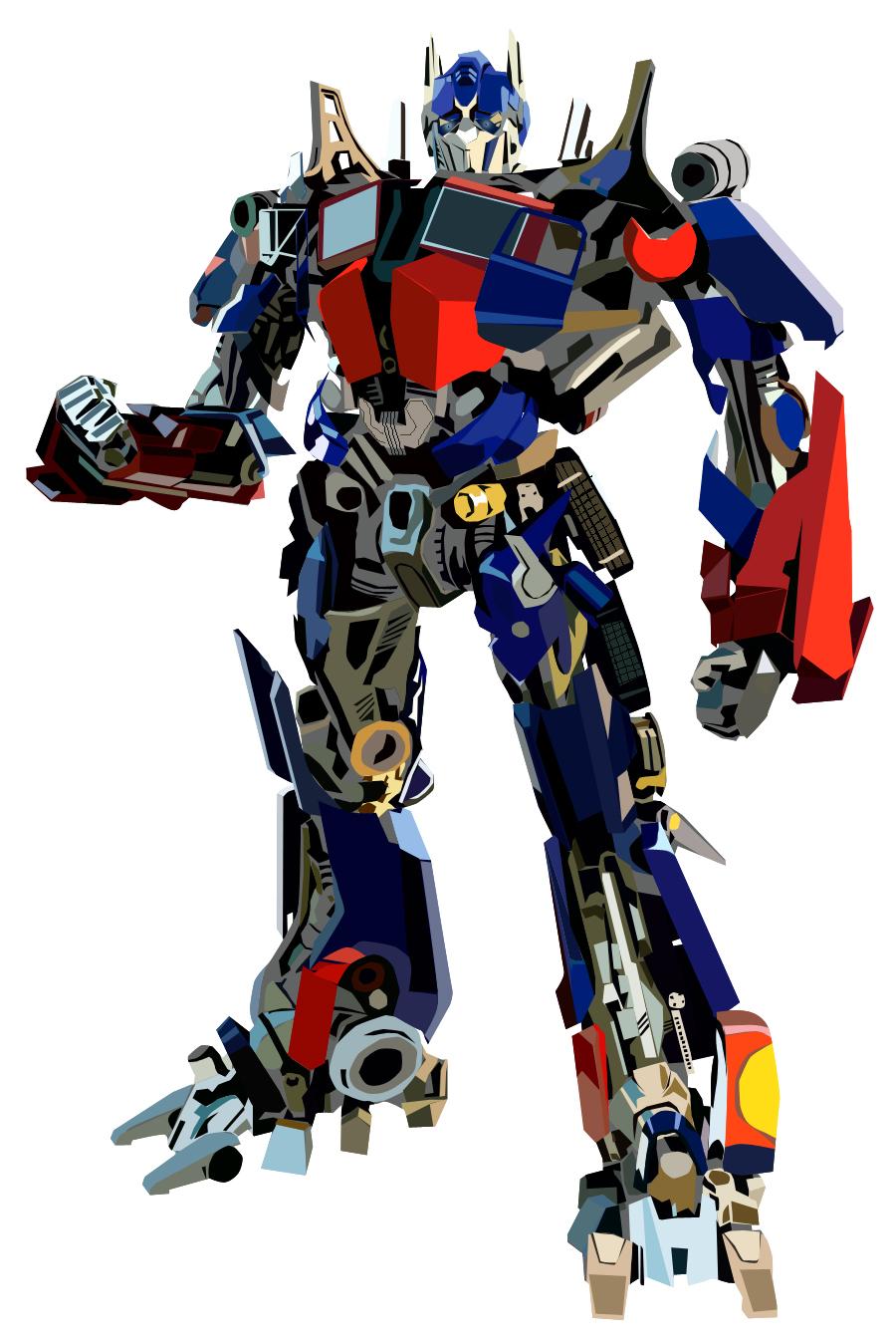 Optimus prime clipart free download.