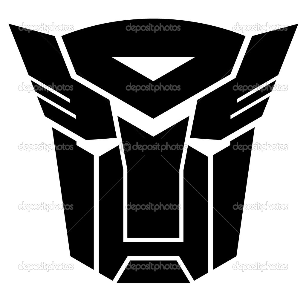 Transformers. Autobot emblem — Stock Photo © LehaKoK #4653628.