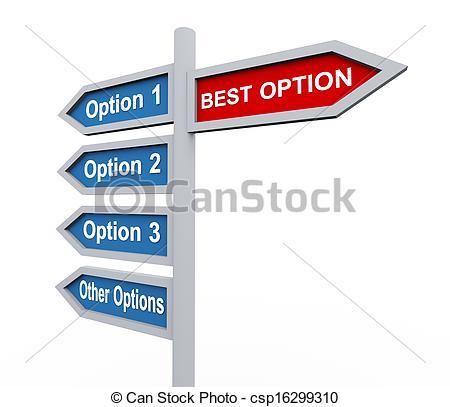 Option Clipart.