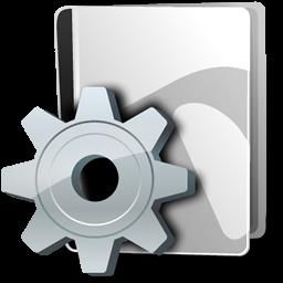 Folder Options Icon.