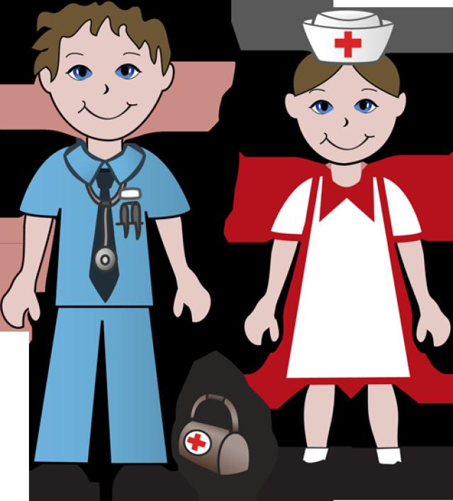 Nurses Clipart.