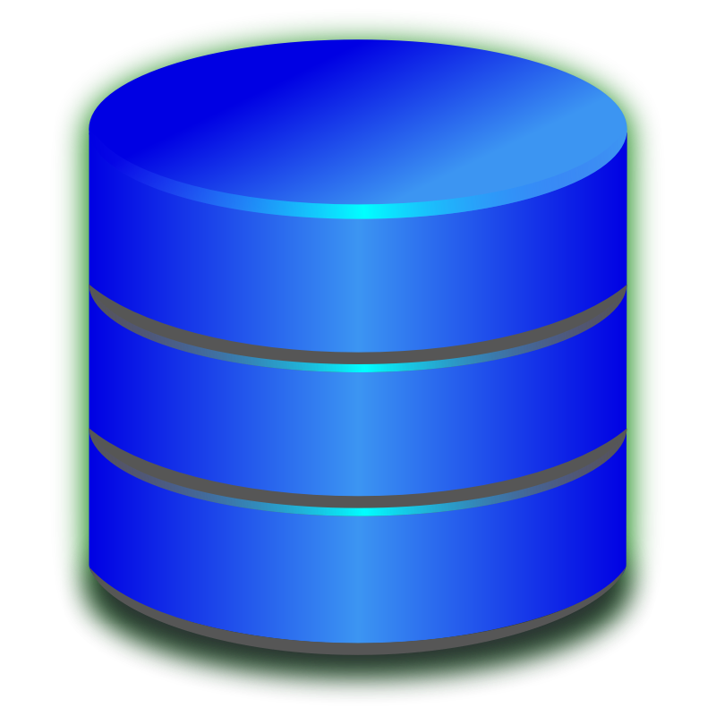 Oracle clipart database.