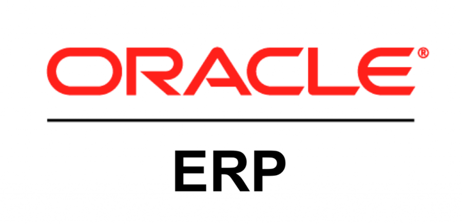 Oracle Logo clipart.