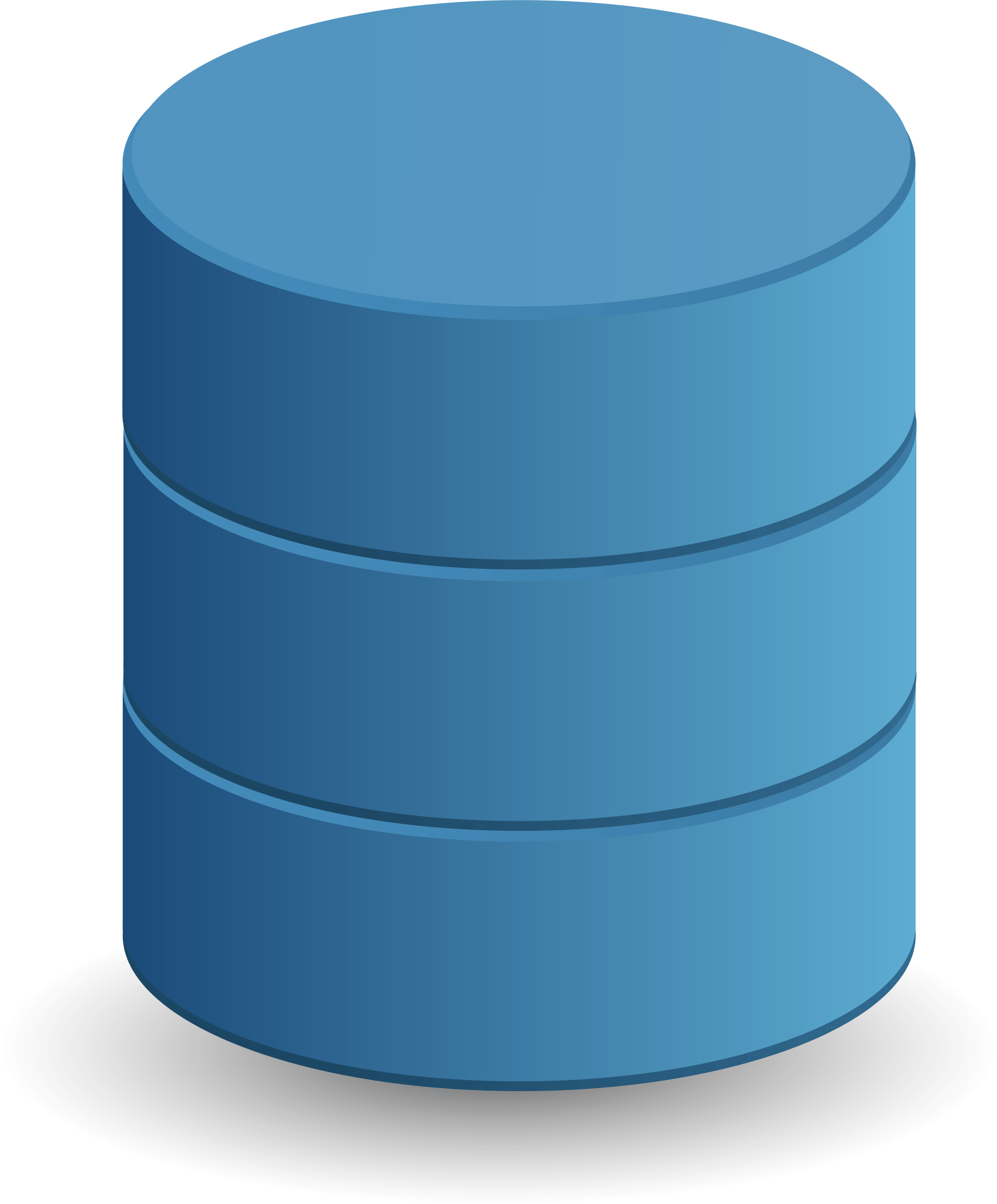Oracle Database Cliparts.