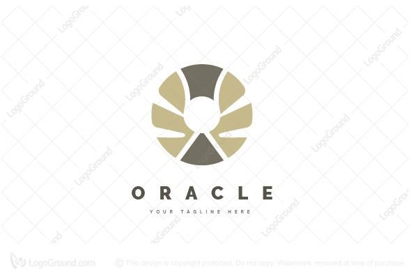 Exclusive Logo 106180, Letter O Oracle Logo.