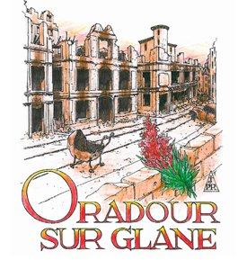 GODF : Journée mémorielle à Oradour sur Glane.
