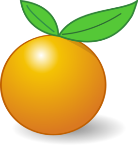 Orange Clip Art at Clker.com.