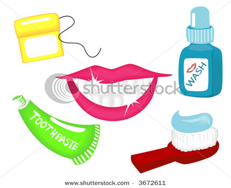 Dental Hygienist Clipart.