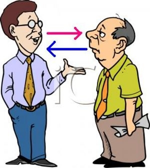 Verbal communication clipart 8 » Clipart Station.