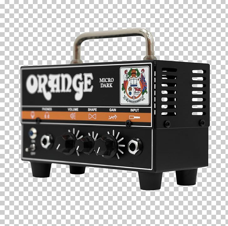 Guitar Amplifier Orange Music Electronic Company Orange.