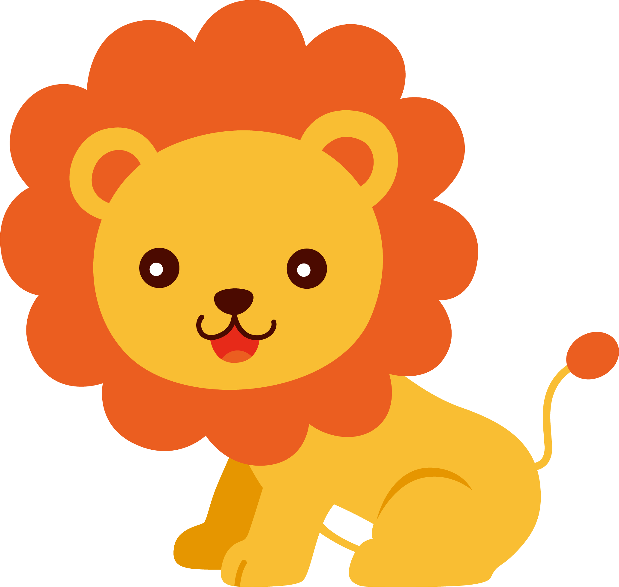 Image result for lion clipart.