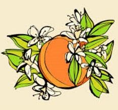 Free Orange Blossom Clipart.