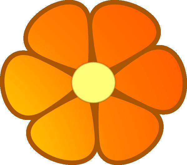 Orange Blossom Note Services Clip Art at Clker.com.