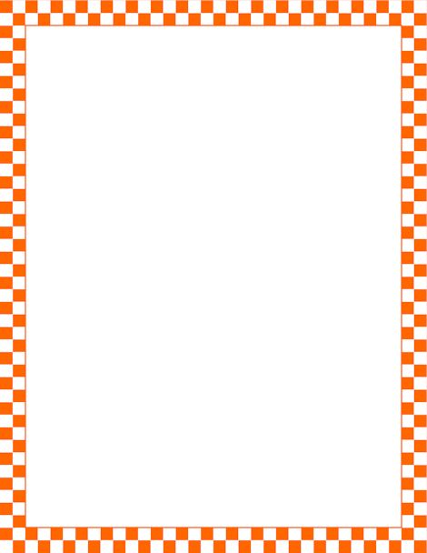 37+ Orange Borders Clip Art.