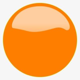 Orange Button Clipart Free, HD Png Download , Transparent.