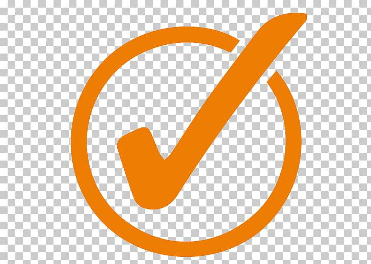 Check mark Symbol Computer Icons , orange tree, orange check.