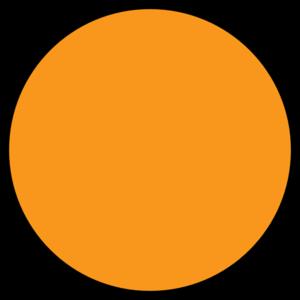 Orange circle clip art clipart kid.