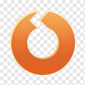 Yellow Circle, Bitcoin, Logo, Blockchain, Bitcoin Cash.