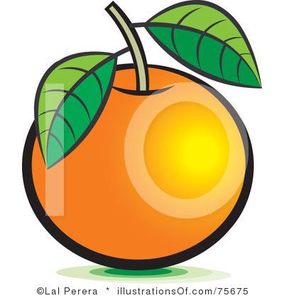 Orange Clip Art.