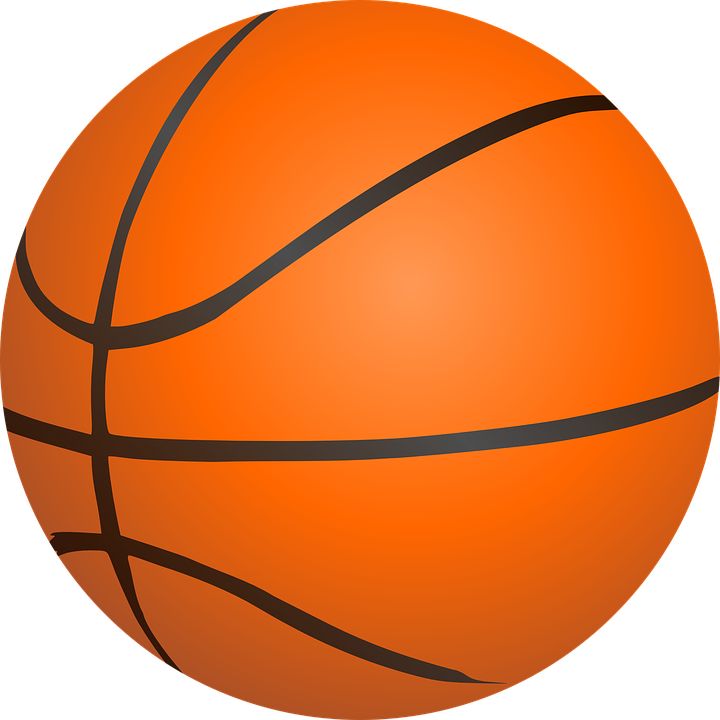 Free vector graphic: Basketball, Ball, Sports, Orange.