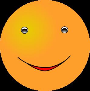 Smiley Clip Art at Clker.com.