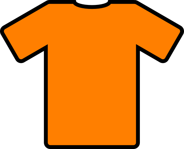 Kids Shirt Clipart.