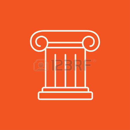 5,692 Ancient Column Stock Vector Illustration And Royalty Free.