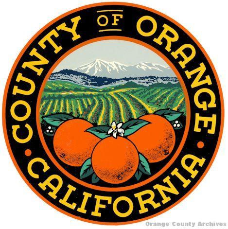 O.C. History Roundup: The Orange County logo.