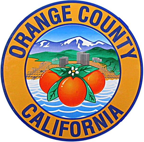 Orange county Logos.