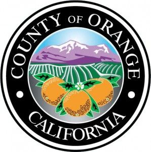 Orange County Seal Raised here and really miss it! in 2019.