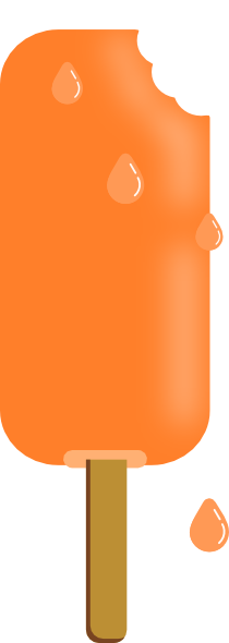 Orange Creamsicle Clip Art at Clker.com.
