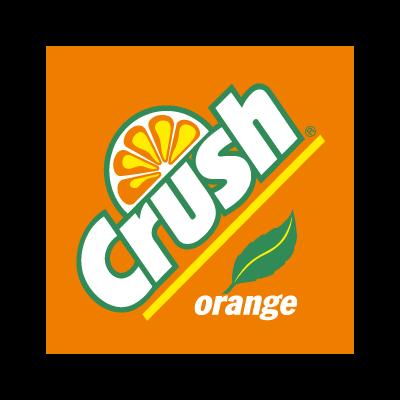 Crush Orange vector logo.