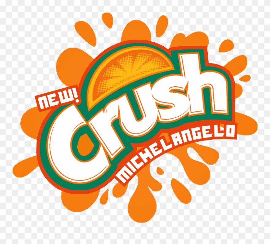 The Holidaze Tmnt Crush Michelangelo Orange Soda Pop.