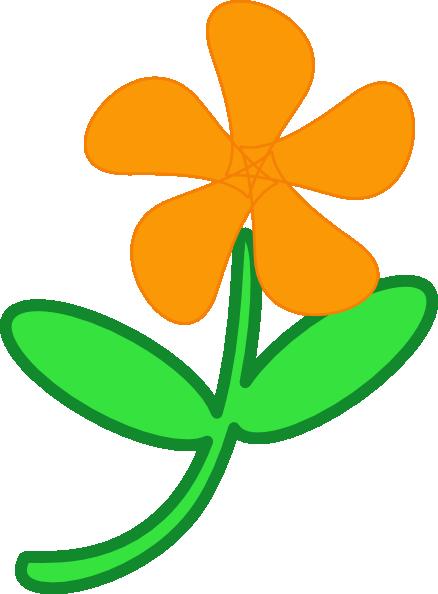 Daisy Flower Clip Art at Clker.com.