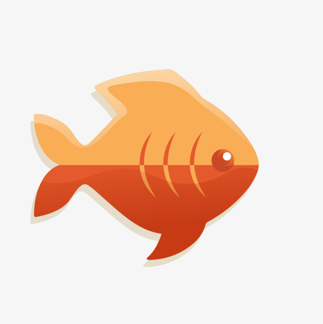 Orange fish clipart 3 » Clipart Station.