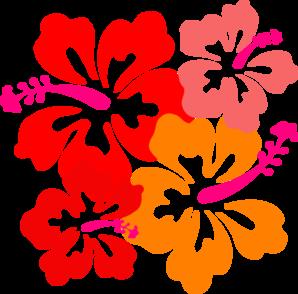 Hibiscus Clip Art at Clker.com.