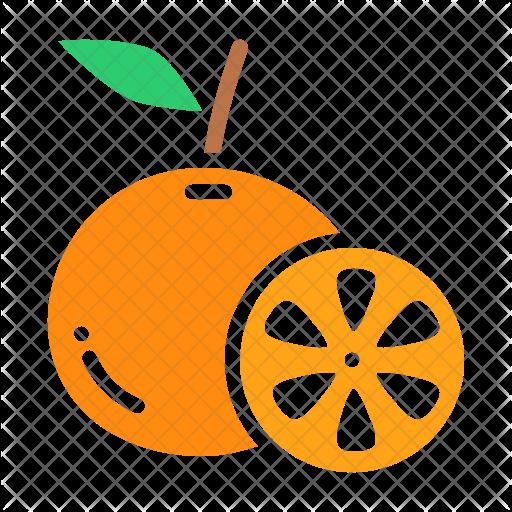 Orange Icon.