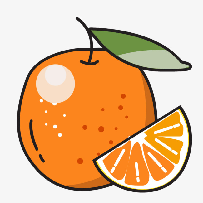 Orange clipart png 1 » Clipart Station.