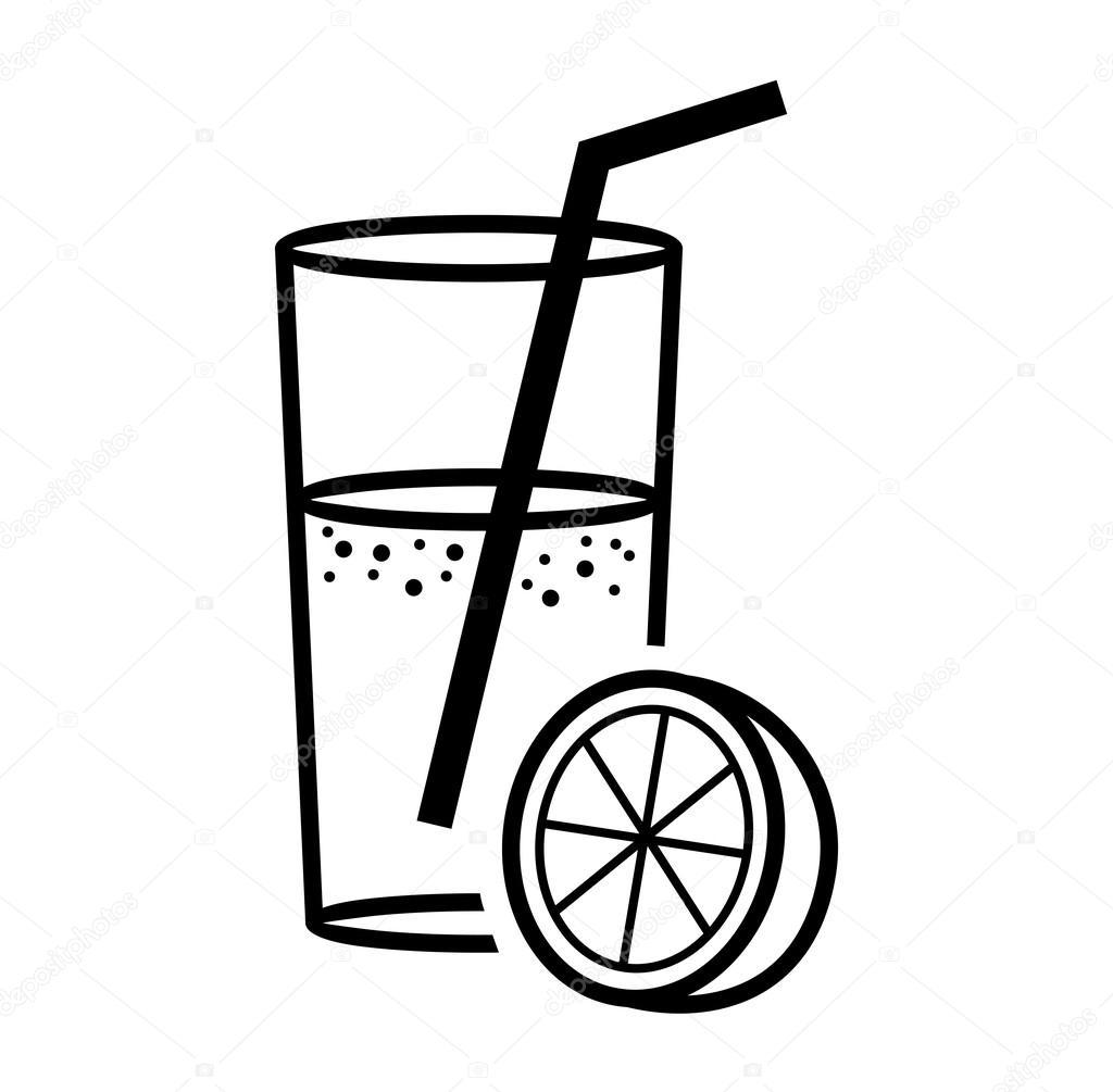 Orange juice — Stock Vector © bioraven #44446109.